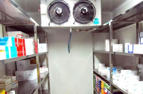 医药冷库安装设计