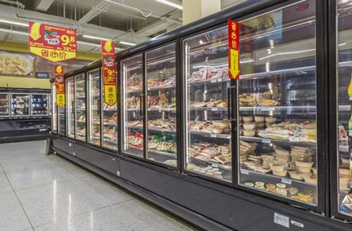 自贡超市风幕柜